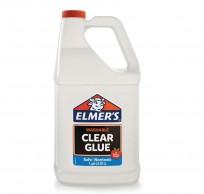Adhesivo Elmers Glue Liquido Sintetico Transparente Galon - 3.78 Litros. Cod. 2069609