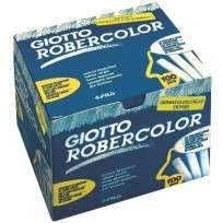Tiza Giotto Robercolor Blanca x 100 Unid. Cod. 538800Es
