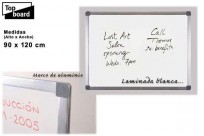 Pizarra Top Board Blanca X 1228   120 X 280 Cm Cod.226001999
