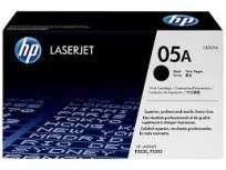 Toner Hewlett Packard 05A (Ce505Ab) Negro P/Laserjet P2035/P2055 Ren.2300 Paginas. Cod. To-Hp-505Ab0