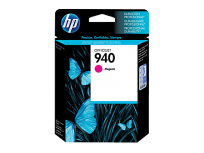 Cartucho Hewlett Packard 940 (C4904AL) Magenta 28 Ml. P/Officejet 8000/8500 Cod. Ci-Hp-490400