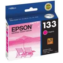 Cartucho Epson T133320 Magenta 5 Ml. P/T22-25/Tx120-123-125-420W-450W Cod. Ci-Ep-133300