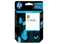 Cartucho Hewlett Packard  11 (C4838A) Amarillo 28 Ml. P/Deskjet 2200/2250/2250Tn Cod. Ci-Hp-483800