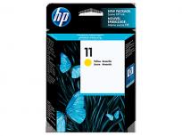 Cartucho Hewlett Packard  11 (C4838A) Amarillo 28 Ml. P/Deskjet 2200/2250/2250Tn Cod. Ci-Hp-483800