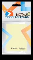 Notas Autoadhesivas Ezco   40 X 50 Mm X 100 Hojas Cod. 980653