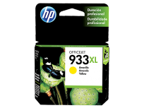 Cartucho Hewlett Packard 933 XL (CN056AL) Amarillo Alto Rendimiento 8,5 Ml. P/Officejet 6100/6600/6700/7100A/7610 Cod. Ci-Hp-056A00