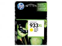 Cartucho Hewlett Packard 933 XL (CN056AL) Amarillo Alto Rendimiento 8,5 Ml. P/Officejet 6100/6600/6700/7100A/7610 Cod. Ci-Hp-056A00