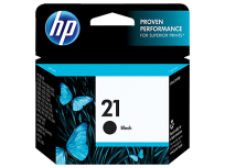 Cartucho Hewlett Packard  21 (C9351AL) Negro 7 Ml. P/Deskjet 3910/3920/3930/3940/Multifuncion 1410 Cod. Ci-Hp-935100