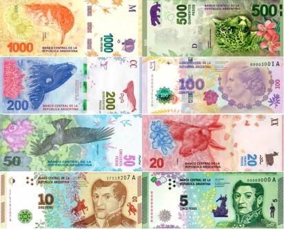 Mini Billetes Ca De Papel 70 Grs. Medidas 10 Cm. X 4 Cm. 10 Pack  x 40 Unid. Cod. Mb-104