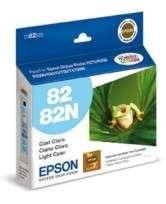 Cartucho Epson T082520 Cyan Light 7 Ml. P/R270/R290/Rx-610 Cod. Ci-Ep-825200