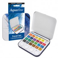 Acuarela Daley-Rowney Aquafine Lata 24 Colores Cod.131900924