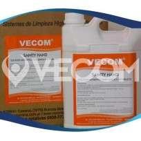 Sanity Hand Jabon Antiseptico Bactericida Bidon X 5 Lts. Dilucion Puro Cod.Ve 0038