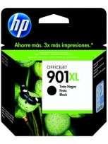 Cartucho Hewlett Packard 901 XL (CC654AL) Negro Alto Rendimiento 15,5 Ml. P/J4540/J4550/J4580 Cod. Ci-Hp-654A00
