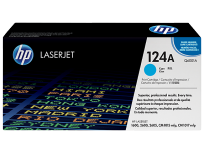 Toner Hewlett Packard 124A (Q6001A) Cyan P/Laserjet Color 2600N Cod. To-Hp-600100