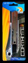Cortante Ezco Metalico Con Gu¡a 18 Mm en Blister. Cod. 510105