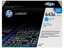 Toner Hewlett Packard 643A (Q5951A) Cyan P/Laserjet 4700 Cod. To-Hp-595100