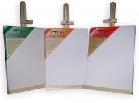 Bastidor Turk  80 X 100 Cms. Textura Fina Cod. 3080100