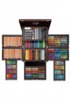 Crayon Caran Dache Set 100 Años Edicion Especial  3000-100 Cod. 089025011100