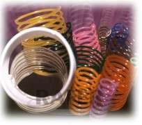 Espiral Rafer 23 Mm. Oficio Brillante Para 190 Hjs. x 20 Unid. Cod. 233611