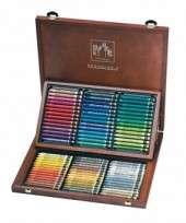 Crayon Caran Dache Neocolor x 84 Unid. Caja De Madera 7500-484 Cod. 05502502484