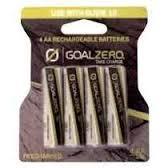 Pila Goal Zero AA X 4 Unid. Cod. Aa-Gz-140300