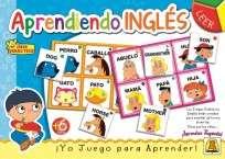 Juego Didactico Y Educativo Implas Aprendiendo Ingle's Cod.315