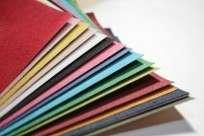 Papel Felpina Hl 57X80 Cm. Paq. X5 Unid. Rojo Cod. Fel001/1